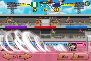 Nigeria VS Greece 4