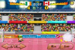 Ireland VS Canada 2