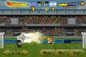Greece VS Israel 4