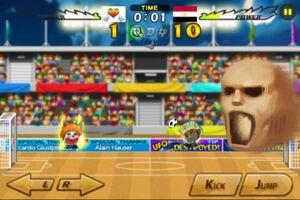 Valentine VS Egypt 3