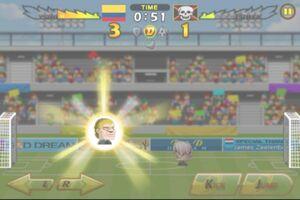 Colombia VS Devil 0