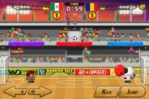 Mexico VS Romania