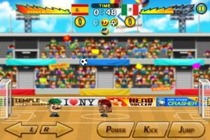 Spain VS Mexico 2
