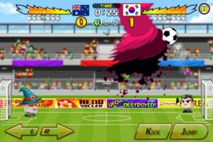 Australia VS South Korea 1