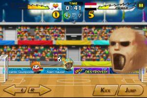 Valentine VS Egypt