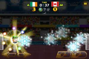 Ireland VS Canada 6