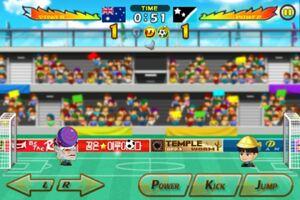 Super Saiyan VS Australia 1