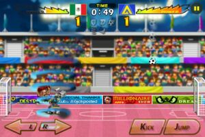 Mexico VS Cyborg 0