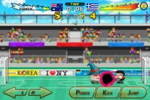 Australia VS Greece 12