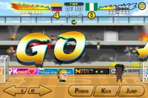 Colombia VS Nigeria 0