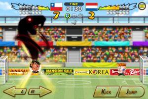 Chile VS Netherlands 5