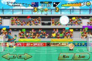 Super Saiyan VS Australia 4