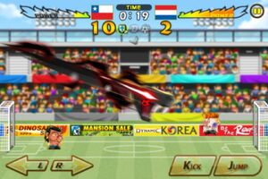 Chile VS Netherlands 6