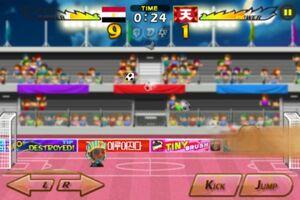 Egypt VS Asura 1