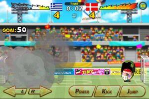 Greece VS Denmark 1