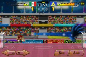 Mexico VS Cyborg