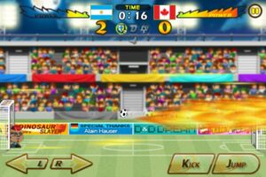 Argentina VS Canada 4