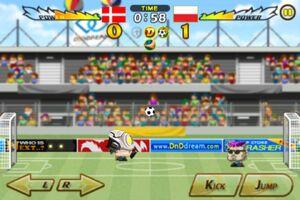Denmark VS Poland 3