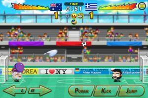 Australia VS Greece 2