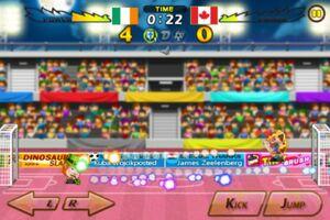 Ireland VS Canada 4