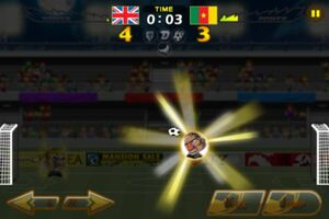 Cameroon VS United Kingdom 9