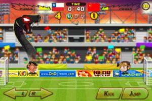 Chile VS China 1