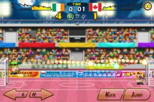 Ireland VS Canada 1