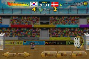 Denmark VS South Korea 2