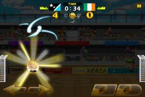 Super Saiyan VS Ireland 3
