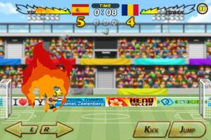 Spain VS Romania 5