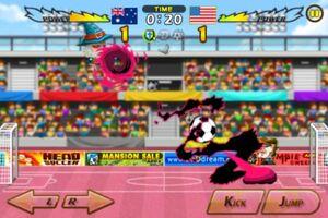 Australia VS USA 2