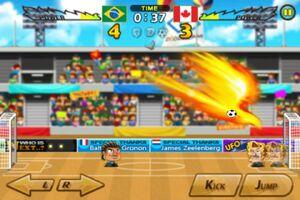 Brazil VS Canada 4