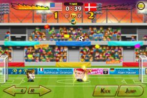 United States VS Denmark