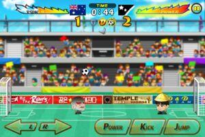 Super Saiyan VS Australia 2