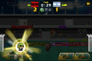 Z VS Israel 0