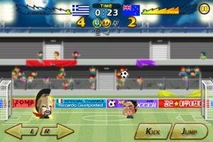 Greece VS New Zealand 6
