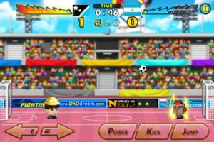 Super Saiyan VS Argentina 1