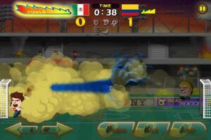 Mexico VS Colombia
