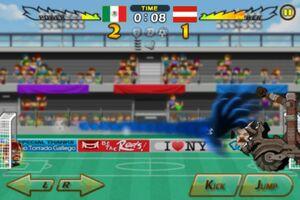 Mexico VS Austria 2