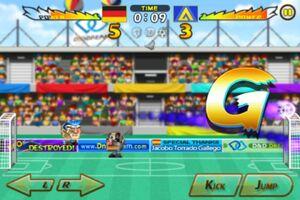 Germany VS Cyborg 7