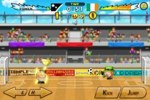 Super Saiyan VS Ireland 1
