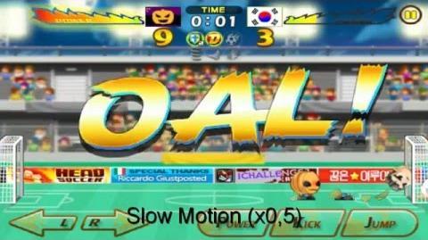 Head Soccer 5
