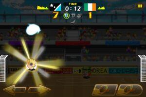 Super Saiyan VS Ireland 5