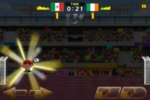 Mexico VS Ireland 0
