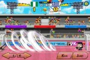 Nigeria VS Greece 1