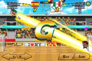 Spain VS Mexico 7