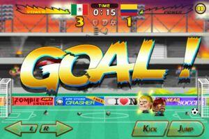 Mexico VS Colombia 2
