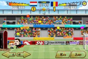 Netherlands VS Romania