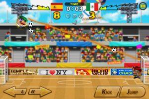 Spain VS Mexico 6