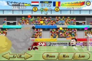 Romania VS Netherlands 0